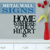 Metal Signs & Wall Art